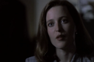 does scully believe in et